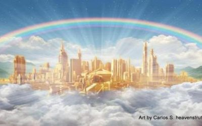 Dreaming of the New Jerusalem